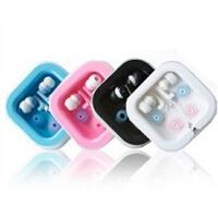 【特价抢购】小苹果耳机 MP3 MP4 MP5 耳机 入耳式 耳机 高级彩色耳机
