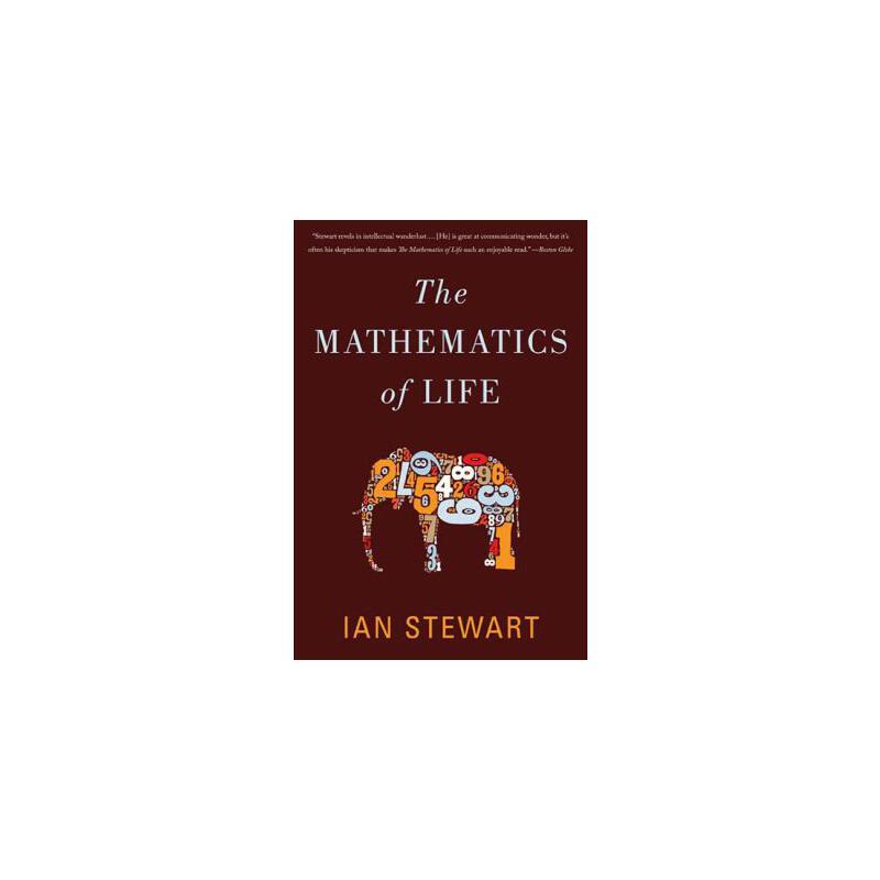 【预订】The Mathematics of Life 预订商品,需要1-3个月发货,非质量问题不接受退换货。