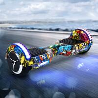 2018新款 儿童双轮平衡车电动扭扭车智能漂移车体感车思维代步车 10寸 蓝牙音乐 街舞 36V