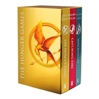 The Hunger Games Box Set(Foil Edition)饥饿游戏(全3册)ISBN97805457