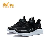 【1件5折到手预估价:97.1】361度童鞋女童运动跑步鞋2021秋季透气中大童鞋子
