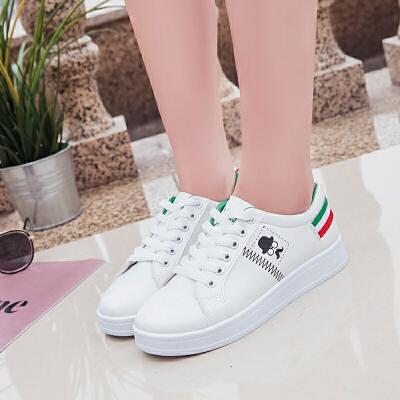 ELEISE美国艾蕾莎新品060-25518休闲女士板鞋