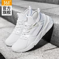361度男鞋运动鞋冬季跑鞋男华莱士男子跑步鞋
