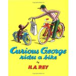 英文原版 curious george rides a bike ISBN:9780395174449 经典少儿读物
