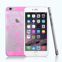 ikodoo爱酷多 苹果iphone6 手机保护套 立体浮雕 背部保护壳 iPhone6手机壳 iPhone6S手机壳