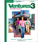 【预订】Ventures Level 3 Teacher's Edition