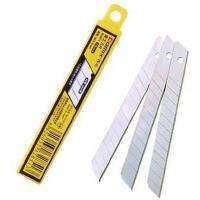 齐心美工刀片 B2852美工刀片 10片装美工刀片