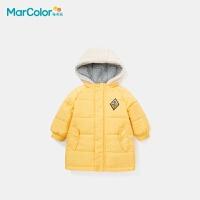 巴拉巴拉旗下马卡乐童装冬新品男童棉服工装口袋设计棉服外套
