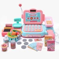 【跨品牌2件5折】活石 儿童玩具过家家仿真超市收银机切切乐男女孩玩具
