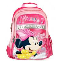 当当自营Disney 迪士尼 富乐梦书包米妮儿童书包 桃色 CL-M0448H