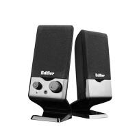 Edifier/漫步者 R10U台式电脑音箱笔记本小音响低音炮 USB2.0迷你