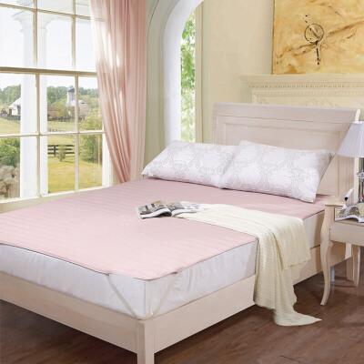 【秋冬新风尚 限时秒杀】富安娜家纺 床垫保护垫 素雅亲肤保护床垫橡筋款