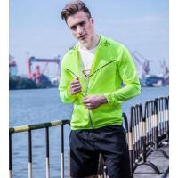 速干运动套装男休闲健身跑步服皮肤衣长袖外套运动短裤 支持礼品卡