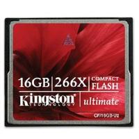 金士顿(Kingston)16G  266X CF存储卡(CF/16GB-U2)