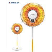 格力(GREE) 电暖器FGH-10B远红外电暖扇小太阳取暖器家用烤火炉节能电暖气升降立式电热扇定时功能左右摇头倾倒断电