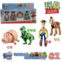 BANDAI 万代 迪士尼捣蛋总动员 玩具总动员 胡迪与朋友们 E85273