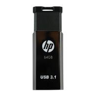 惠普(hp)金属钩头U盘 V250W 64G 金属可以挂在钥匙串上 优盘