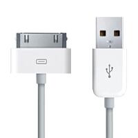 ikodoo爱酷多 苹果iphone4数据线 苹果4 iphone 4s数据线 usb充电器线 便携6铜芯iphone