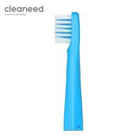 cleaneed电动牙刷头 成人 声波柔软敏感不伤齿 高伟光同款 单独刷头 蓝莓色*1