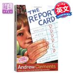 【中商原版】报告卡 英文原版 The Report Card--Andrew Clements