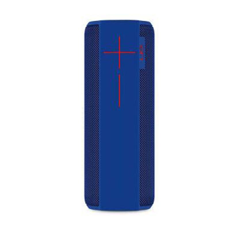 罗技(Logitech)UE MEGABOOM 无线蓝牙 plus IPX7级防水设计 大尺寸便携音箱 蓝色