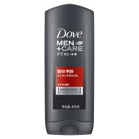 多芬(Dove) 男士+护理 磨砂净肤沐浴露 400g沐浴乳