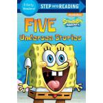 预订 Five Undersea Stories (Spongebob Squarepants) [ISBN:9780