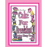 预订 D.McDonald Designs Cake For Breakfast [ISBN:978153522333