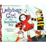 Ladybug Girl and Bumblebee Boy 《瓢虫女孩和大黄蜂男孩》(精装)ISBN 9780803