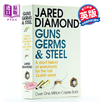 枪炮.病菌与钢铁 英文原版 Guns, Germs and Steel:A short history of ever