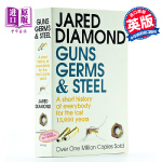 枪炮.病菌与钢铁 英文原版 Guns, Germs and Steel:A short history of everybody for the last 13,000 years Diamond