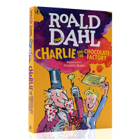 Roald Dahl Charlie and the Chocolate Factory 查理与巧克力工厂 英文原版