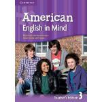 【预订】American English in Mind Level 3 Teacher's Edition