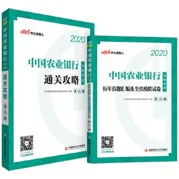 20农行攻略+真题2本(pdf+txt+epub+azw3+mobi电子书在线阅读下载)