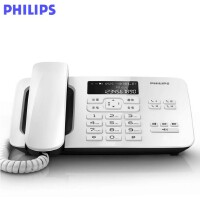 Philips/飞利浦CORD492电话机 办公商务报号固定坐机家用有线座机
