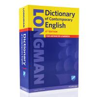 朗文英英词典 朗文当代高阶英英字典 第6版 全英文英语辞典 longman dictionary of Contemporary English 词根词缀