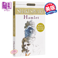 哈姆雷特 英文原版Hamlet(Signet Classic Shakespeare Series)