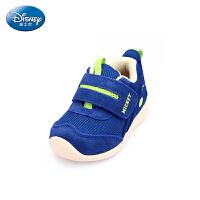 【秒杀价:49元】迪士尼Disney童鞋男童时尚潮流秋冬新款婴幼童休闲鞋宝宝学步鞋(0-4岁可选)HS0632