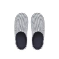 【网易严选年货节 7折专区】日式和风条纹男女家居拖鞋