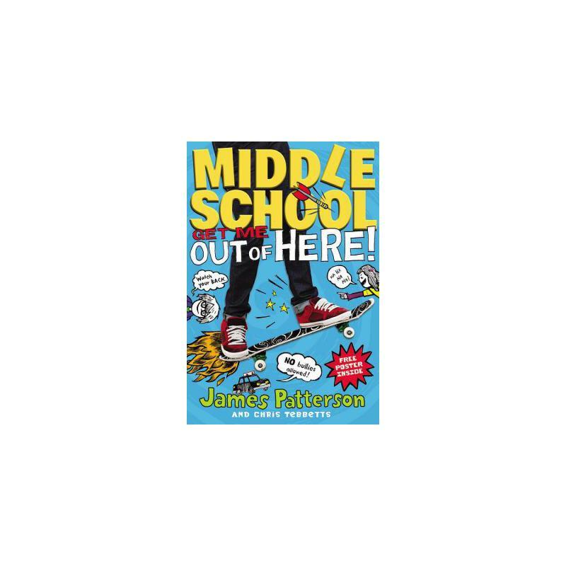 【预订】Middle School: Get Me Out of Here! 预订商品,需要1-3个月发货,非质量问题不接受退换货。