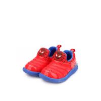 【99元任选2双】迪士尼童鞋男童冬款保暖毛毛虫休闲运动鞋舒适户外鞋 Q00003
