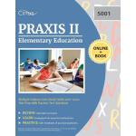 预订 Praxis II Elementary Education Multiple Subjects 5001 St