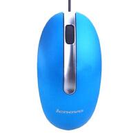 联想 Lenovo M3803 USB鼠标 联想鼠标 大红点 激光鼠标 蓝色 有线鼠标 适用于电脑/台式机/笔记本 电