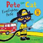 预订 Pete the Cat: Firefighter Pete [ISBN:9780062404459]