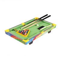 桌球迷你台球桌男孩小孩宝宝球类3-6周岁7岁儿童台球玩具家用大号