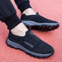 秋季中老年健步鞋软底老人鞋平底休闲妈妈运动鞋老北京布鞋女棉鞋