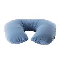 蓝旅U型便携充气枕头户外旅行枕U形飞机枕颈椎枕