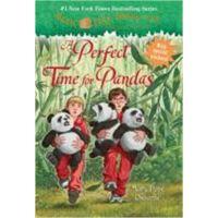 A Perfect Time for Pandas(两种封面 随机发货) 神奇树屋