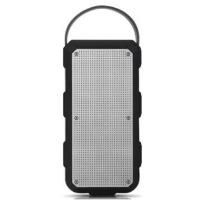朗琴(ROYQUEEN)M500无线蓝牙音箱 2.0低音炮音响 HIFI级便携手提户外音响 电脑手机音箱 魅惑黑