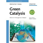 预订 Green Catalysis: Heterogeneous Catalysis [ISBN:978352732